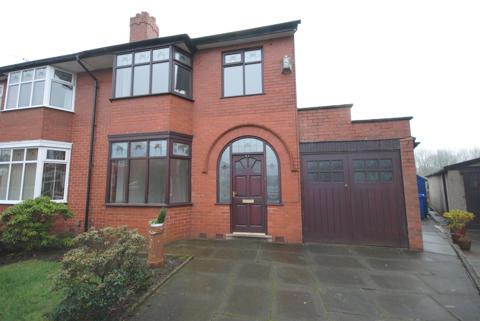 3 Bedrooms Semi Detached House for sale in Heyes Road, Orrell, Wigan
